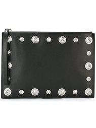 lion head studded pouch Versus