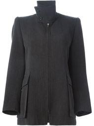 пальто с воротником-стойкой Maison Margiela Vintage