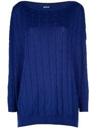 вязаный свитер Romeo Gigli Vintage