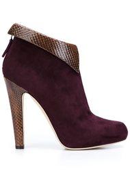suede boots Chloe Gosselin