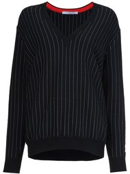 pinstripe pullover sweater Givenchy
