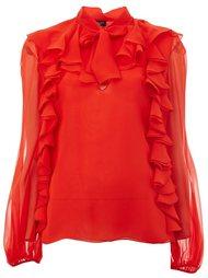 ruffled detailed blouse Giambattista Valli