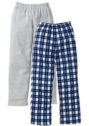 Пижамные брюки, 2 пары