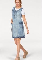 Джинсовое платье CHEER