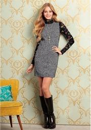 Платье-футляр Y.O.U.