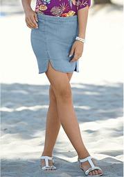 Джинсовая юбка Y.O.U.