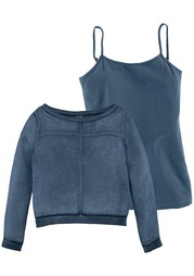 Комплект: блузка + топ s.Oliver