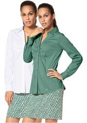 Блузка, 2 штуки BRUNO BANANI
