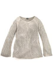 Ажурный пуловер Arizona