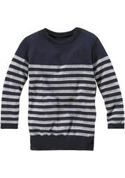 Удлиненный пуловер KIDOKI