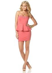Платье-бандо MELROSE