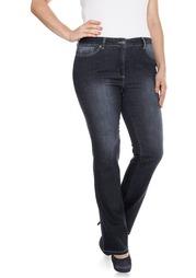 Моделирующие джинсы клеш Ashley Brooke