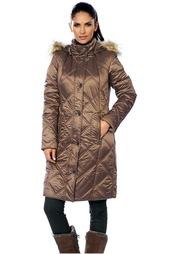 Стеганое пальто Ashley Brooke