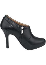Черные Туфли Andrea Conti