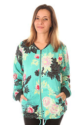 Бомбер женский Billabong Tropicale Jacket Floral