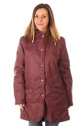 Куртка парка женская Volcom For Keeps Parka Cabernet