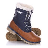 Ботинки зимние женские Roxy Himalaya J Boot Navy