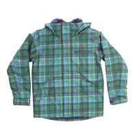 Куртка детская Burton Boys Amped Jk Mascot Mason Plaid