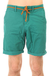 Picture Organic Coop Chino Short Green