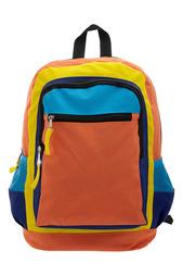 """Рюкзак """"Оранжевое настроение"""" 3D BAGS"""