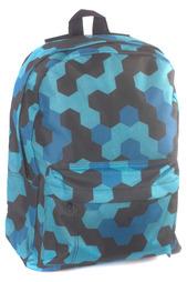 """Рюкзак """"Мозаика синяя"""" 3D BAGS"""