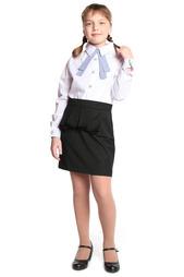 Блуза с галстуком 80-LVL