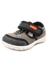 Туфли текстильные Зебра