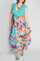 Платье макси Мамуля Красотуля