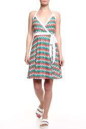 Платье длинное CROISETTE