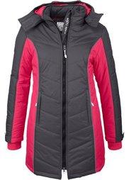 Функциональная куртка (красная ягода) Bonprix