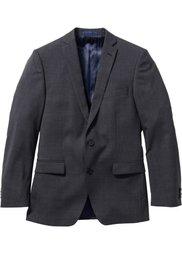 Пиджак Regular Fit с шерстью (темно-синий) Bonprix
