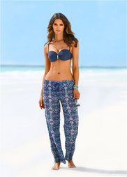 Пляжные брюки (бирюзовый) Bonprix