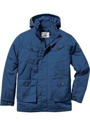 Удлиненная куртка Regular Fit на ватной подкладке (песочный) Bonprix