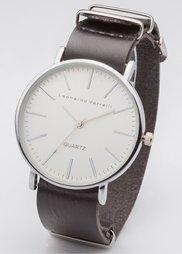 Классические часы (коричневый) Bonprix