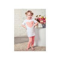 Пижама: туника и леггинсы для девочки КотМарКот