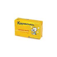 Туалетное мыло с экстрактом череды, Kurnosiki Курносики