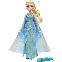 Кукла Эльза в наряде с проявляющимся рисунком, Холодное Сердце Hasbro