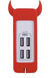 Зарядная станция U.Bull на 4 устройства Momax