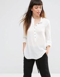 Рубашка без воротника JDY - Cloud dancer