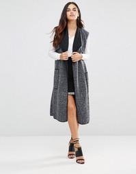 Пиджак без рукавов TFNC - Серый