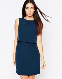 Платье Sugarhill Boutique Maybell - Сине-зеленый