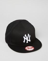 Сетчатая бейсболка New Era 9Fifty NY Yankees - Черный