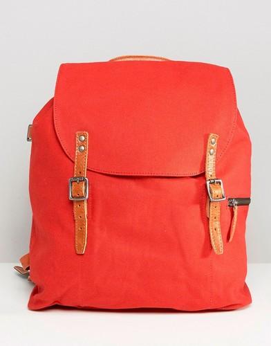 Красный рюкзак Royal RepubliQ Legioner Mine - Красный