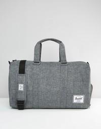 Серая сумка Herschel Supply Co Novel - 42 л - Серый