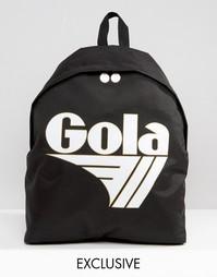 Классический черно-белый рюкзак эксклюзивно для Gola - Черный