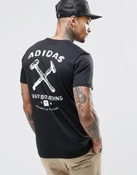 Футболка adidas Originals Collective AY8863 - Черный