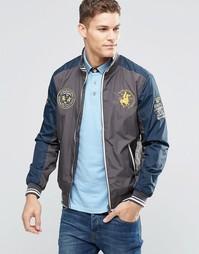 Куртка Santa Monica Polo Club - Серый