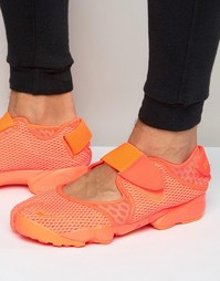 Кроссовки Nike Air Rift Br 833175-800 - Оранжевый