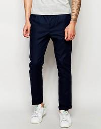 Укороченные брюки Lindbergh - Синий