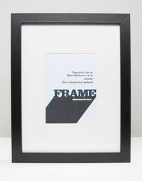 Черная рамка 10x14 - Мульти Gifts